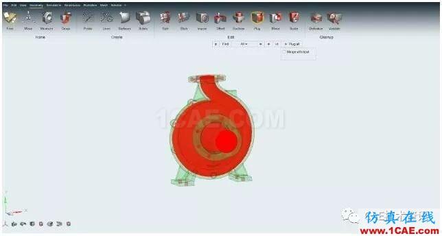 海水离心泵CFD仿真fluent培训的效果图片2