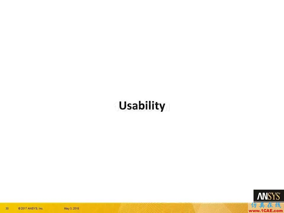 ANSYS 19.0 | Maxwell 新功能亮点Maxwell分析图片30
