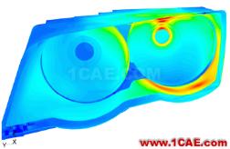 电动汽车设计中的CAE仿真技术应用ansys分析案例图片47