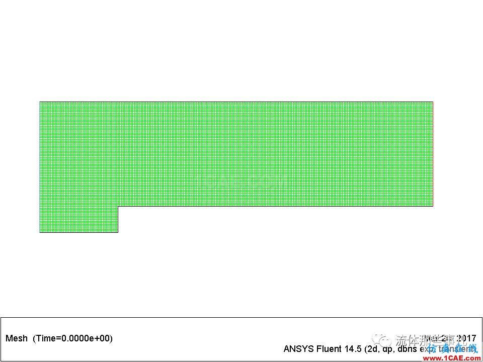 FLUENT和CFX的激波分辨能力怎么样?有图有真相fluent仿真分析图片3