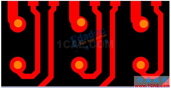 PCB输出GERBER的DFM案例【转发】ansys仿真分析图片9