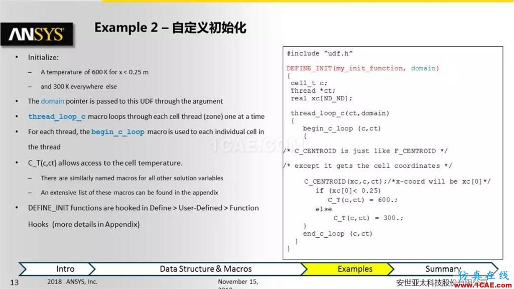 ANSYS Fluent UDF 功能概述fluent流体分析图片13