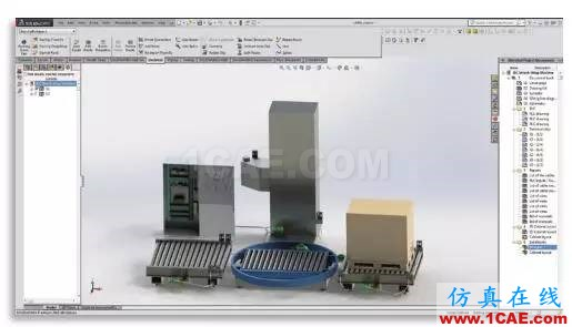 SOLIDWORKS Electrical 3D集成机械和电气设计+学习资料图片5