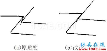 基于Autoform的汽车翼子板回弹补偿方法研究autoform汽车仿真图片8