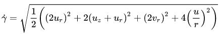 【Fluent案例】05:非牛顿流体流动fluent分析图片2