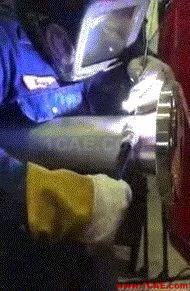 焊接技术最高境界,美到爆表的焊缝!【转发】机械设计技术图片11