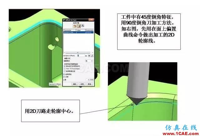 浅谈UG编程加工技巧ug模具设计技术图片5