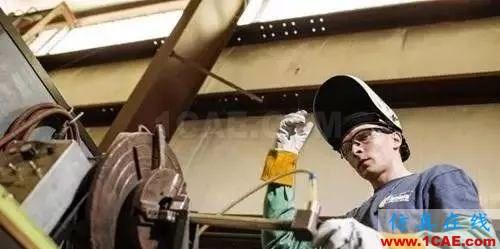焊接技术最高境界,美到爆表的焊缝!【转发】机械设计图例图片2