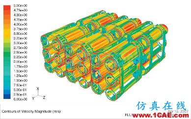 电动汽车设计中的CAE仿真技术应用ansys仿真分析图片6
