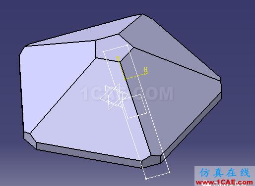 Catia零件建模全过程详解Catia分析案例图片32