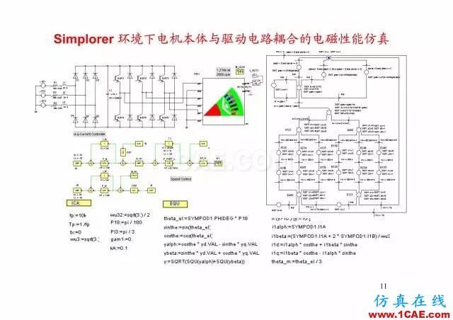【PPT分享】新能源汽车永磁电机是怎样设计的?Maxwell应用技术图片10