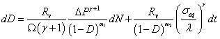 常见的金属材料高温疲劳-蠕变寿命估算方法【转发】Maxwell培训教程图片17