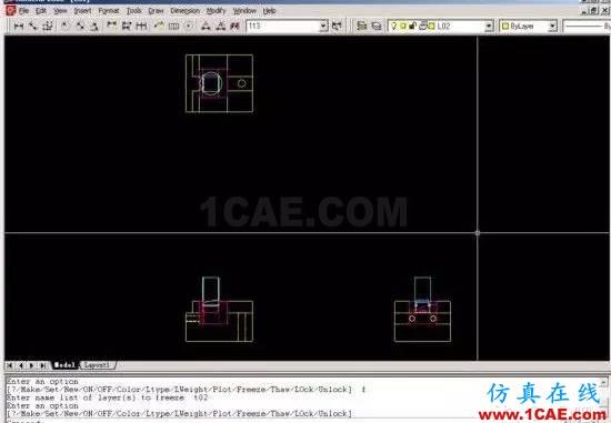 AutoCAD秘籍-(3)利用AutoCAD设计速成解密ansys培训课程图片15