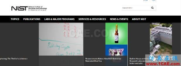 基于NIST真实气体数据库导入CFX的接口开发cfx培训的效果图片1