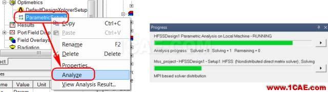技巧 | SpaceClaim与HFSS几何参数双向互动HFSS图片10