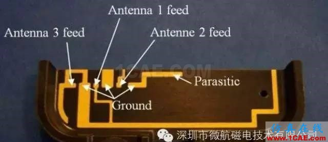 金属材质机身手机天线如何设计?ansys hfss图片14