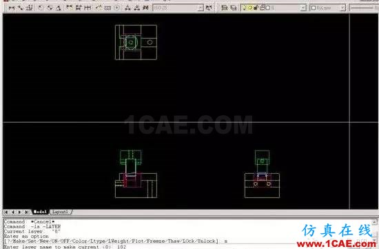 AutoCAD秘籍-(3)利用AutoCAD设计速成解密ansys仿真分析图片13