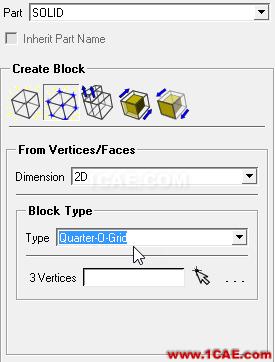 ICEM CFD构建2D块icem仿真分析图片6