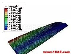 基于abaqus的飞机机翼模态分析ansys结果图片12