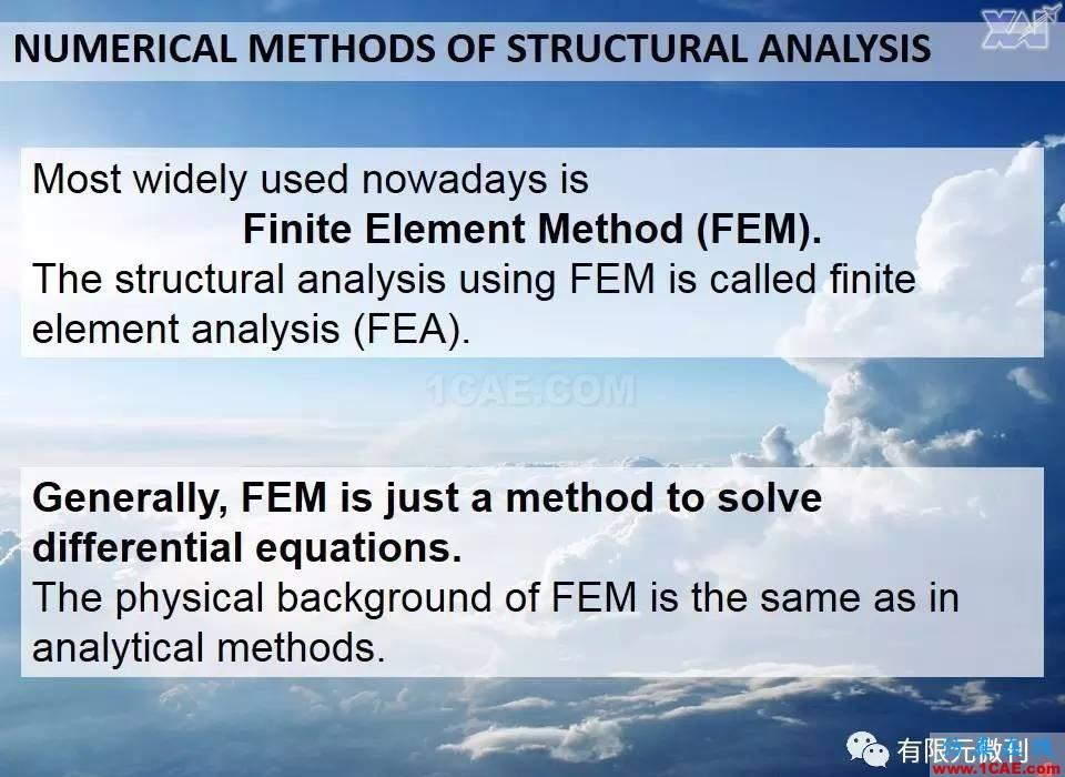 航空结构分析(结构力学)系列---7(有限元分析)ansys结构分析图片4