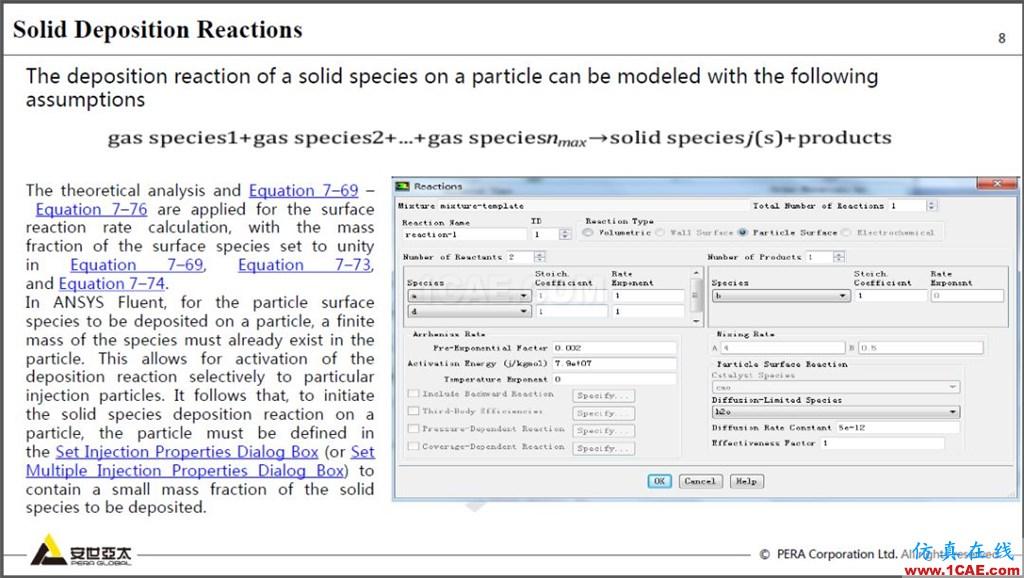 干货 | 基于ANSYS FLUENT颗粒表面反应及应用fluent仿真分析图片8