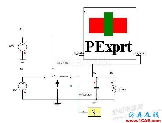 ansys电磁电机仿真:一步一步学 PExprt 和 Simplorer 联合仿真Maxwell应用技术图片37