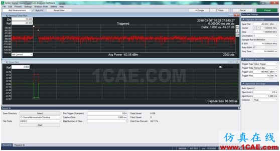 横空出世:20GHz高性能实时频谱仪&监测接收机HFSS仿真分析图片7