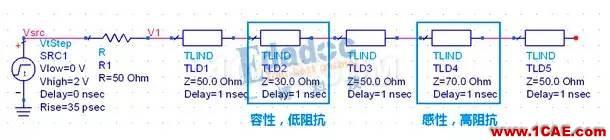 TDR测试原理【转发】HFSS分析图片3