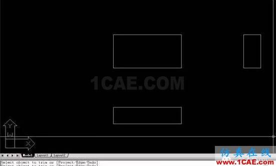 AutoCAD秘籍-(3)利用AutoCAD设计速成解密ansys分析图片5