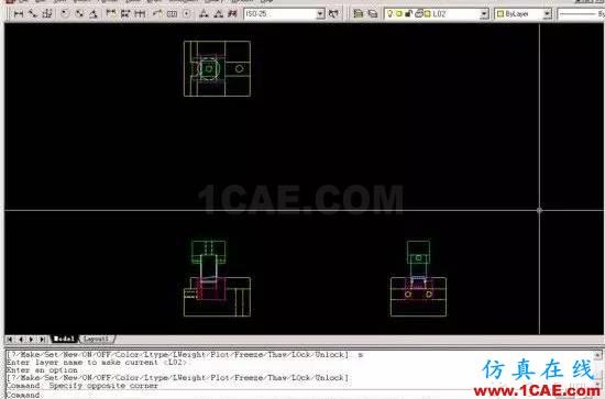 AutoCAD秘籍-(3)利用AutoCAD设计速成解密ansys仿真分析图片14