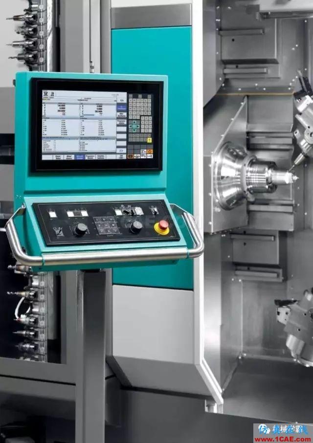 【收藏】德国INDEX R200 加工中心,酷的要死的节奏!【转发】机械设计资料图片14