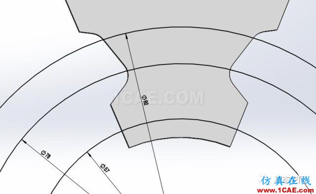 实例操作|新能源汽车用永磁电机转子的全砖形单元划分方法Maxwell分析案例图片7
