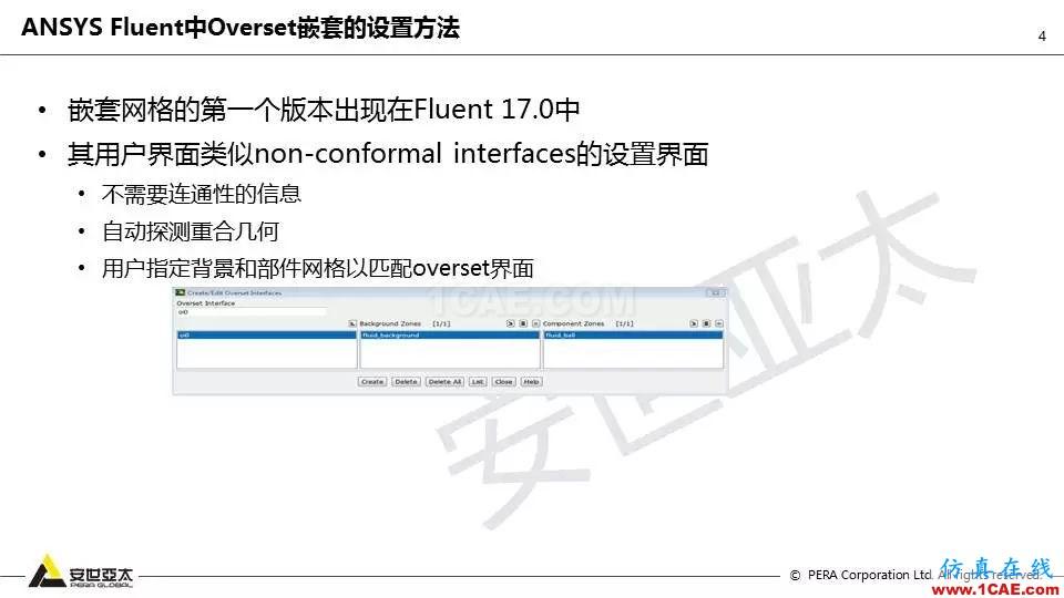 技术分享 | Fluent嵌套网格技术应用fluent结果图片4
