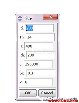 利用Abaqus的Plug-ins进行二次开发abaqus有限元分析案例图片9