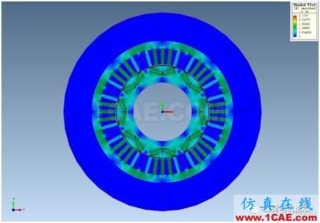走近Infolytica之永磁同步电机转矩脉动的产生机理分析上篇【转发】Maxwell学习资料图片10