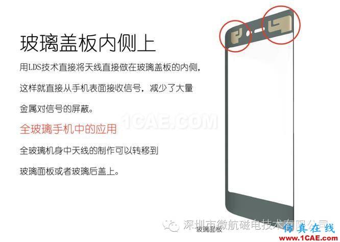 超薄手机天线制造技术介绍ansys hfss图片9