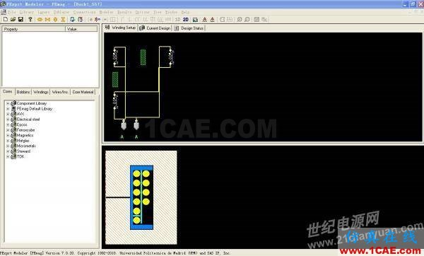 ansys电磁电机仿真:一步一步学 PExprt 和 Simplorer 联合仿真Maxwell技术图片24