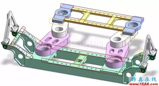 为什么在CAE划分网格之前要简化模型【转发】机械设计案例图片4