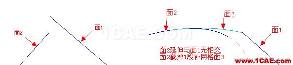 UG这样修补破面更方便快捷ug设计教程图片14