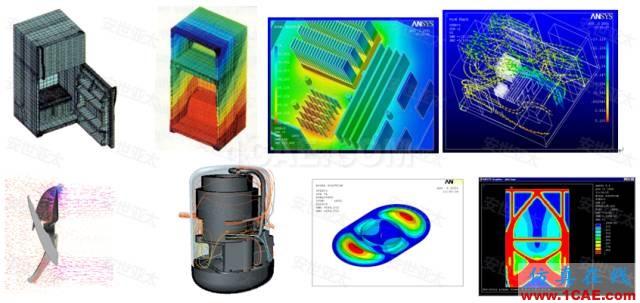 应用丨CAE仿真技术在家电产品设计中的应用简介ansys workbanch图片4