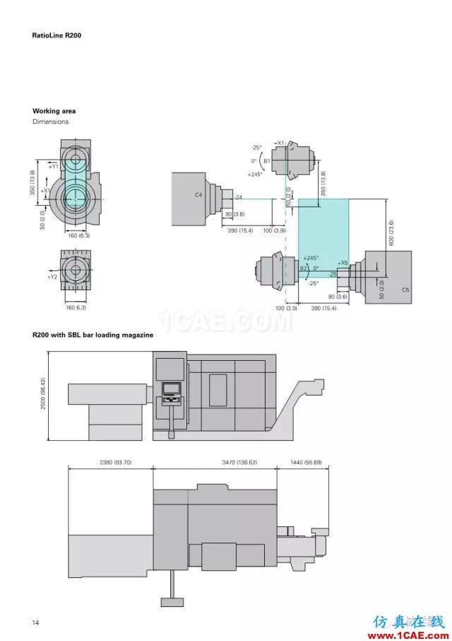 【收藏】德国INDEX R200 加工中心,酷的要死的节奏!【转发】机械设计资料图片15