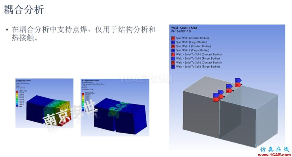 ANSYS 2020R1来了 | 结构新功能(二)ansys workbanch图片8