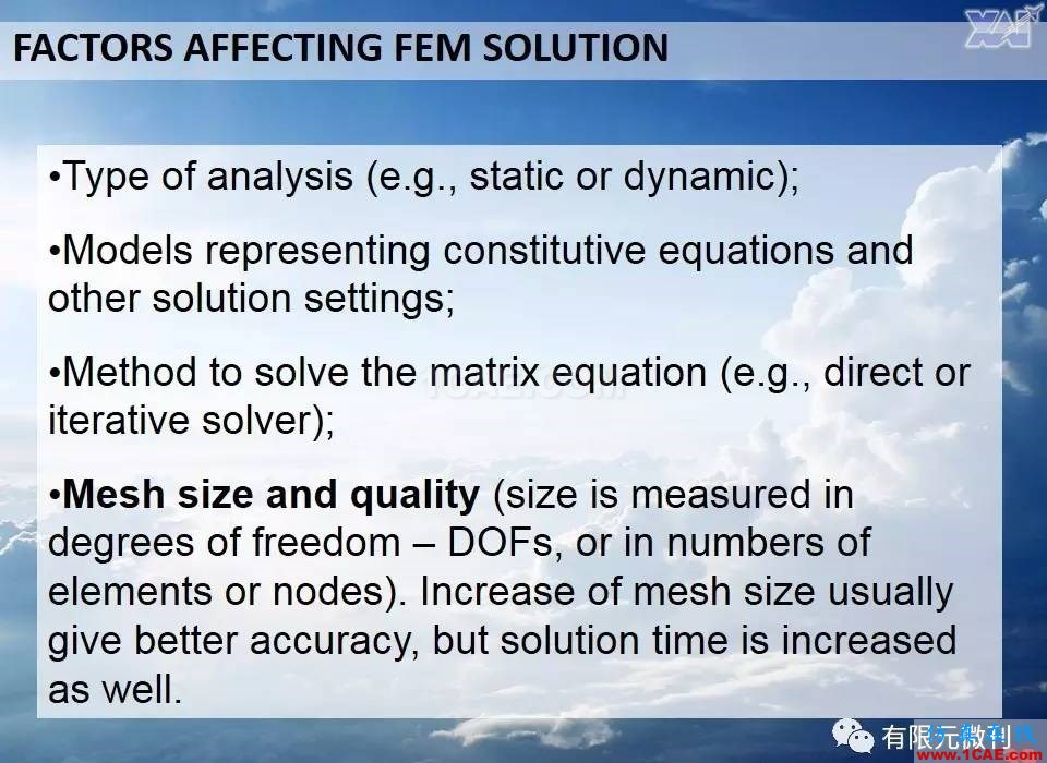 航空结构分析(结构力学)系列---7(有限元分析)ansys图片39