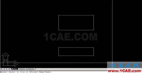 AutoCAD秘籍-(3)利用AutoCAD设计速成解密ansys结构分析图片3