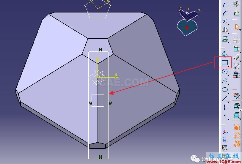 Catia零件建模全过程详解Catia分析案例图片31