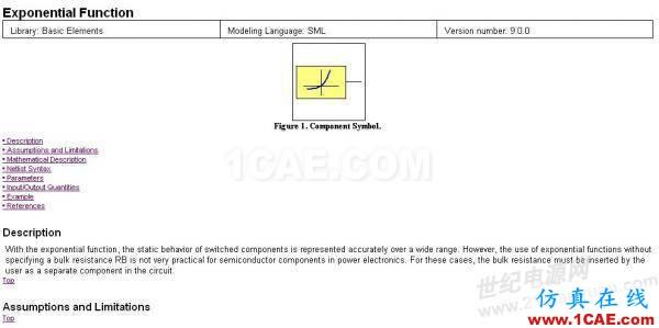 ansys电磁电机仿真:一步一步学 PExprt 和 Simplorer 联合仿真Maxwell分析图片9