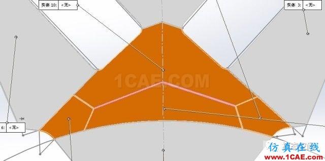 实例操作|新能源汽车用永磁电机转子的全砖形单元划分方法Maxwell培训教程图片15