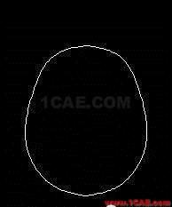 AutoCAD设计羽毛球教程案例AutoCAD技术图片8