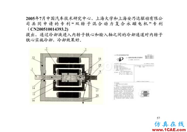 【PPT分享】新能源汽车永磁电机是怎样设计的?Maxwell分析图片56