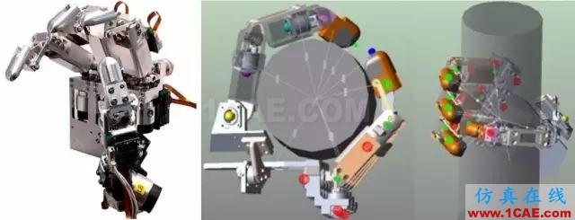 案例分享 | 机器人设计中的多体动力学分析ansys结果图片4